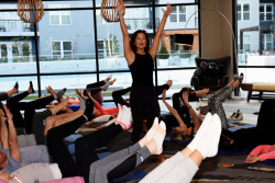 AVE King of Prussia holds pop-up wellness retreat to benefit Career Wardrobe
