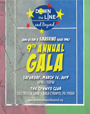 DOWN THE LINE 2019