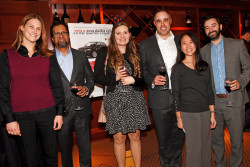 The Leukemia & Lymphoma Society® holds Sixth Annual Red & White Ball patron party at Flemings