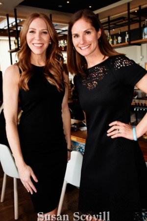 2. Philadelphia Style Editor-in-Chief Kristin Detterline and Rachel Ammon of the King of Prussia District welcomed all to the Fifth KOP annual Restaurant week and the second annual Fashion Popup at KOP Shops for CHOP.