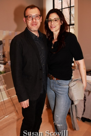 9. Boots Levinson and Dr. Laura White.