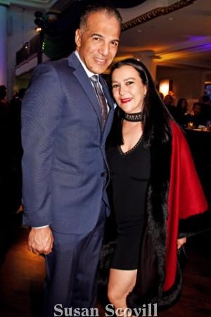 13. Walter Moura and Dana Spain.