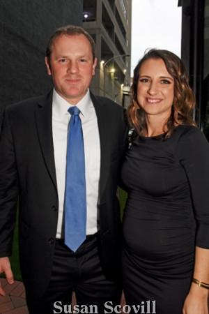 11.Matthew Vodzak and Lindsay O'Brien.