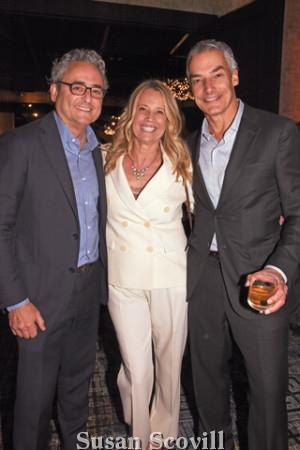 6. David Lipson, Iliana Strauss and Marc Brownstein.