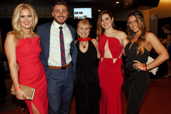 Red Cross Ball supporters attend annual event at Lincoln Financial Field's Tork Club