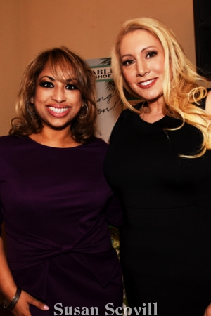 7. Thanuja Hamilton, MD and Laura Picciano MD attended the event