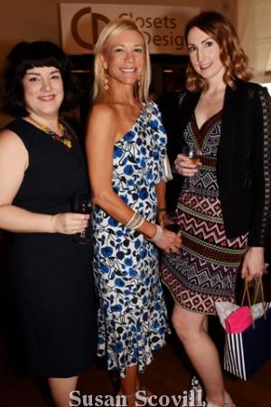 8. Nan Kruzik, Marybeth Howlett and Diane DeMeo.