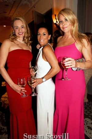 11. Marie Kyriss, Nicole Pizzi and Erin McDonnell.