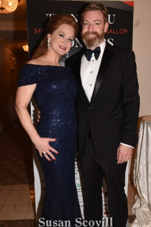 3. Kristin and John Meyer co-chaired the event.