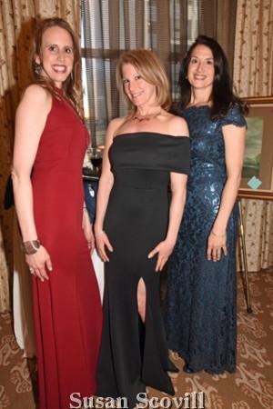 7. Adriann Popovich, Megan Wyda and Maria Higgins.