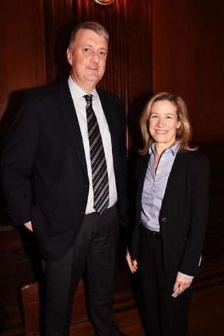 4. John Benson and Lisa Rutenberg of Sirlin Lesser & Benson P.C.