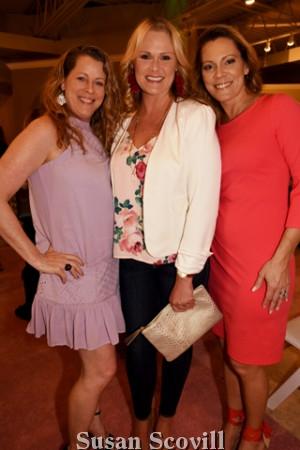 3. Cathy Martin, Amy Murmane and Wendy Kontin.