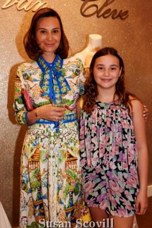 4. Jennifer Schofield and her daughter Madison Bottoli.