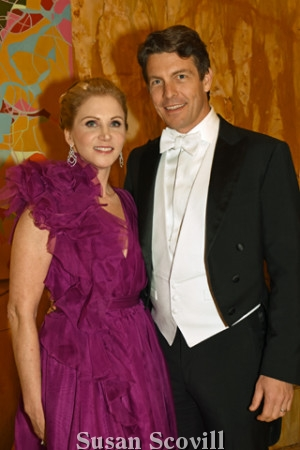 23. Sarah and Brad Marshall.