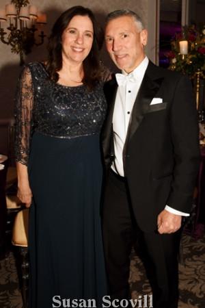 26. Johanna Neumann and Joe Crimaldi.