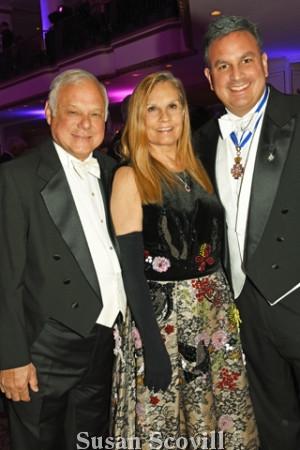 31. Frank and Dottie Giordano and Greg Montanero.