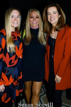 13. Erin Gleason, Maggie Corcoran and Carolyn O'Halloran.