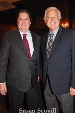 11. Nick Latta and Bill Pennewell.