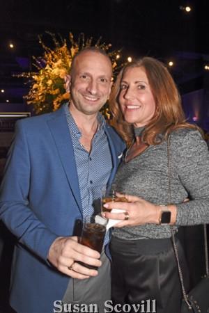 27. Craig Hamilton and Heidi Kempf.