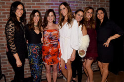 Philadelphia Style holds its second annual Datebook party at Philadelphia's brand-new Fitler Club