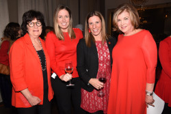 Go Red for Women launch National Heart Month