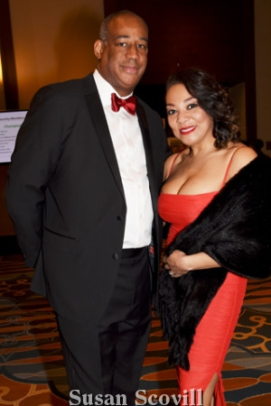 14. Allen and Tamika Scottbass.