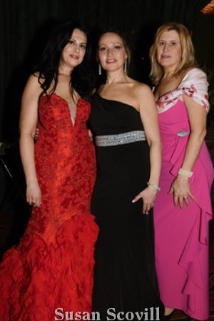 5. Diana Frid, Irene Lieberman and Trish Lieberman.