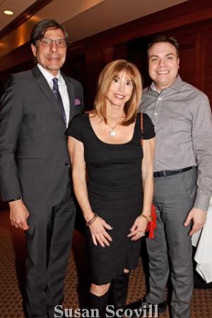6. Jay Culotta, Nina Bernstein and Greg Seitter.