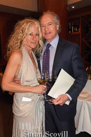 7. Angela Segal and Mark Seltzer.
