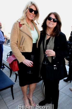 4. Janet and Holly Cribbins.