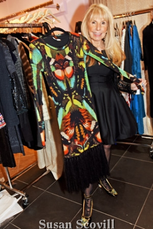 10. We all loved this designer dress! And check out the designer shoes that Deborah is wearing!