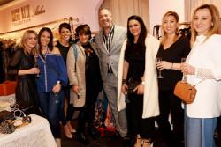 Bravo TV celebrity Christos Garkinos holds sale at Van Cleve's Wedding Pavilion