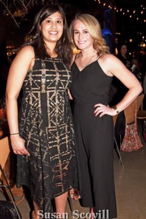 4. Erika Butala and Regina Hefferon.