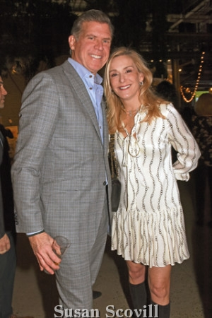 9. Jim Dever and Dr. Lynn Dever.