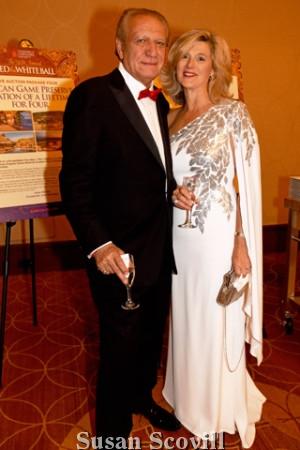 12. Mario and Lisa Diliberto.