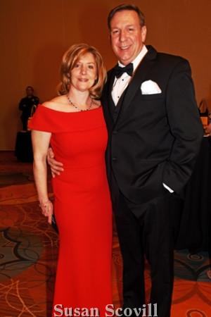 19. Diane Schetroma and John Vancleave.