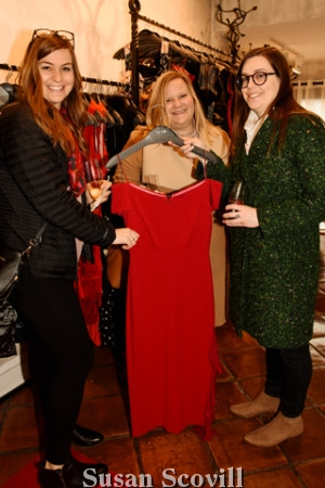 Chrissy Maurin, Lauren Corcoran and Maggie Lee loved this dress!