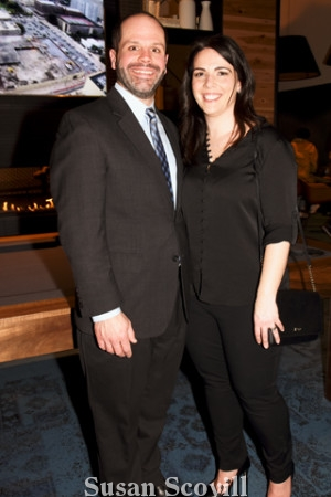 10. Tim and Theresa Gigliotti.