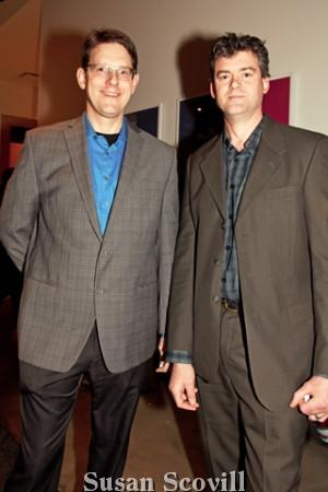 5. Troy Hornung and Scott Ciommo.