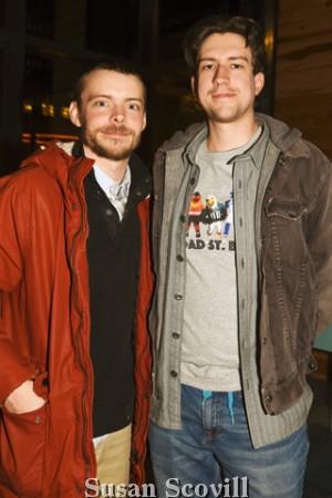 6. Tim Russell and Nick Bergman.