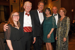 "Orpheus Club performs ""Songs of the Sea"" during its Winter Concert at the Union League"