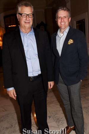 2. Mike Fox and Stephen Kriz.