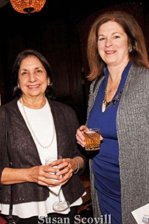 6. Christine Barbieri and Maureen Rothman.