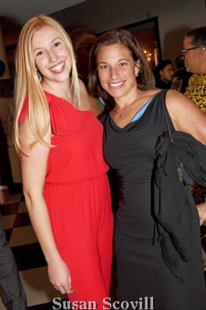 2. Jen Stack and Janeen Jonak.