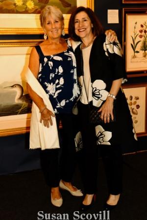 13. Susie Gretz and Robin Williams.