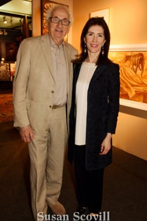 14. Jerry Wind and Barbara Eberlein.