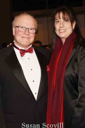 11. James Baum and Hedda Schupak.