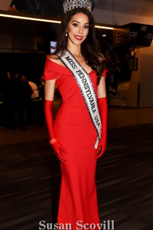 8. Miss Pennsylvania - Kailyn Marie Perez.