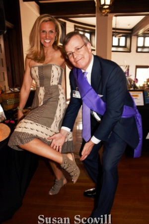 9. Dr. Claytor liked the Steve Madden shoes worn by Tracy Viola.