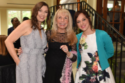 The Van Cleve Pavilion sponsors 'BLOOM', a  fashion show to support Unite for HER